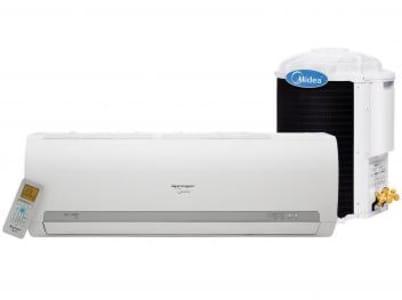 Ar-condicionado Split Springer Midea 9.000 BTUs - Frio 38KCX09S5 - Magazine Ofertaesperta