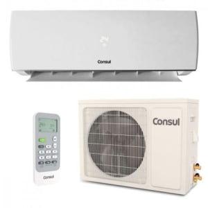 Ar Condicionado Split Inverter Consul Hi Wall 9000 BTUs Frio CBF09EB  220V - Magazine Ofertaesperta
