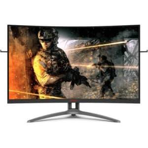 "Monitor Gamer Aoc Agon 31,5"" Curvo 1ms 165hz - AG323FCXE"