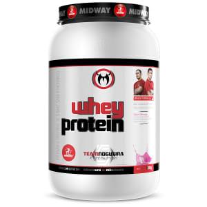 Whey Protein Team Nogueira 900g - Morango