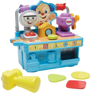 Caixa Ferramentas do Cachorrinho Fisher Price - Mattel