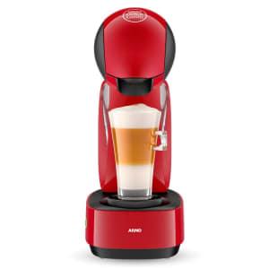 Máquina de Café Expresso e Multibebidas Arno Nescafé Dolce Gusto Infinissima DG16 Vermelha 220V