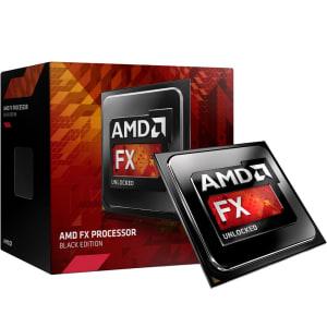 Processador AMD FX 8300 Octa Core, Black Edition, Cache 16MB, 3.3GHz (4.2GHz Max Turbo) AM3+ FD8300WMHKBOX