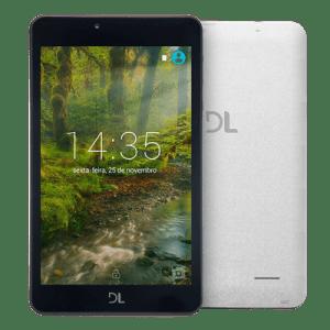 Tablet DL Creative Tela 7 polegadas 8GB WIFI Branco TX380BRA