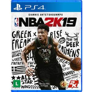 Game NBA 2K19 - PS4