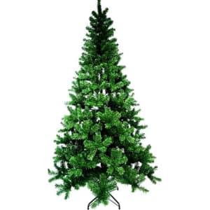 Oferta ➤ Árvore Pinheiro Canadense 2,4m 823 Galhos – Orb Christmas   . Veja essa promoção
