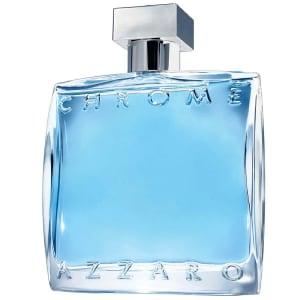 Perfume Masculino Chrome Azzaro Eau de Toilette 100ml - Incolor
