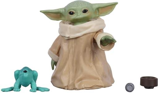 Confira ➤ Boneco Star Wars The Black Series: The Mandalorian The Child (Baby Yoda) F1203 – Hasbro ❤️ Preço em Promoção ou Cupom Promocional de Desconto da Oferta Pode Expirar No Site Oficial ⭐ Comprar Barato é Aqui!