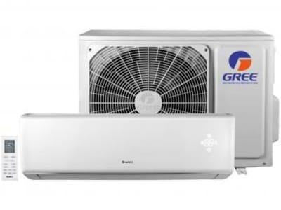 Ar-condicionado Split Gree 12000 BTUs Frio - Eco Garden GWC12QC-D3NNB4A - Magazine Ofertaesperta