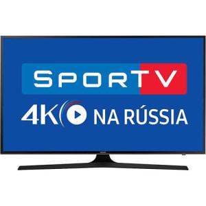 Oferta ➤ Smart TV LED 43 Samsung 43MU6100 UHD 4K HDR Premium com Conversor Digital 3 HDMI 2 USB 120Hz   . Veja essa promoção