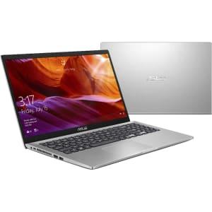 "Notebook Asus X509JA-BR424T 10ª Intel Core i5  8GB 1TB 15.6"" Windows 10 - Prata Metálico"