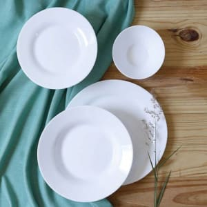 Oferta ➤ Aparelho de Jantar Cristal 16 peças – La Cuisine by Nadir   . Veja essa promoção