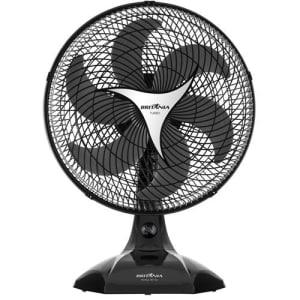 Ventilador Britânia Ventus 40 SIX com 6 Pás Preto - 40cm