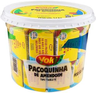 Paçoquinha Tablete Yoki 1,1kg