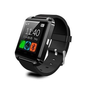 Smartwatch U8 Preto Relógio Inteligente Bluet And E Ip