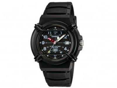 Relógio Masculino Casio Analógico - HDA-600B-1BVDF Preta - Magazine Ofertaesperta