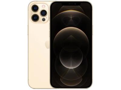 "iPhone 12 Pro Max Apple 256GB Dourado 6,7"" - Câm. Tripla 12MP iOS - Magazine Ofertaesperta"