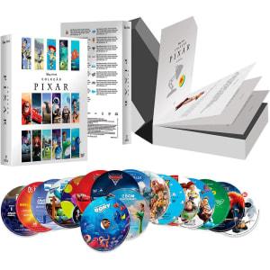 Coleção Pixar 2016  (17 DVDs) - Coleção Pixar 2016 (17 DVDs)