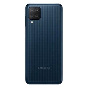 Smartphone Samsung Galaxy M12, Câmera Frontal 48MP+5MP+2MP+2MP, Selfie 8MP, Tela 6.5, 64GB, 4GB RAM - Preto