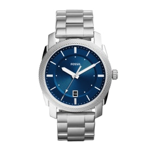 Relógio Fossil Masculino Prata Analógico FS5340/1AN
