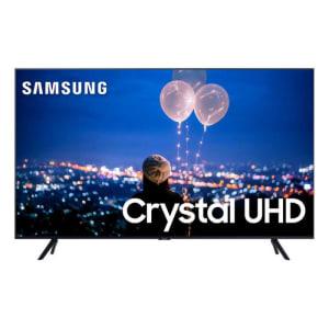 "Smart TV 55"" Samsung Crystal UHD 4K 2020 UN55TU8000 Borda Ultrafina Visual Livre de Cabos Wi-Fi HDMI"