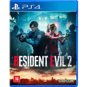 (Lançamento 24/01/19) Game Resident Evil 2 Br - PS4