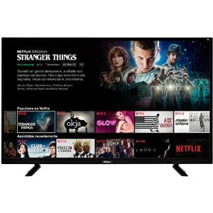 """Smart TV LED 40"""" Philco PTV40E21DSWNC Full HD"""