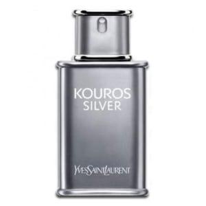 Kouros Silver Yves Saint Laurent - Perfume Masculino - Eau de Toilette 100ml - Magazine Ofertaesperta