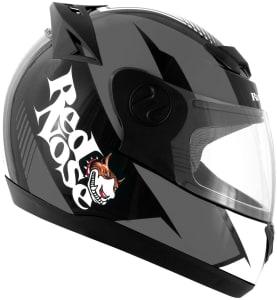 Pro Tork Capacete Evolution G6 Red Nose Rn-01 Fosco 60 Grafite