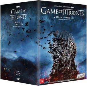 Game Of Thrones - A Série Completa [DVD]
