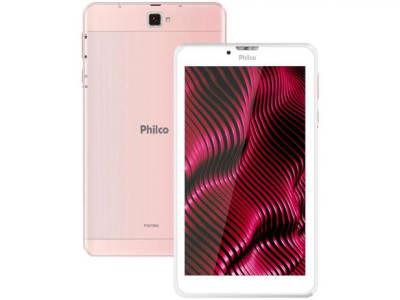 """Tablet Philco PTB7SRG 7"""" Wi-Fi 16GB Android 9 - Quad-Core Câmera Integrada - Magazine Ofertaesperta"""