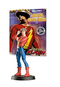 Action Figure DC Figurines: Flash Era de Ouro #52 - Eaglemoss
