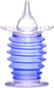Aspirador Nasal - Nuk, Azul