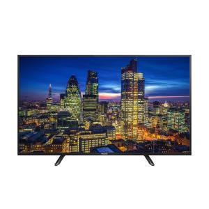 """TV LED 40"""" Panasonic Viera TC-40D400B Full HD 2 HDMI 1 USB Preta com Conversor Digital Integrado"""