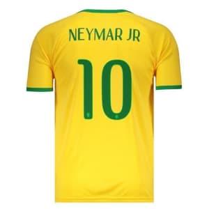 Camisa Brasil CBF 10 Neymar Jr