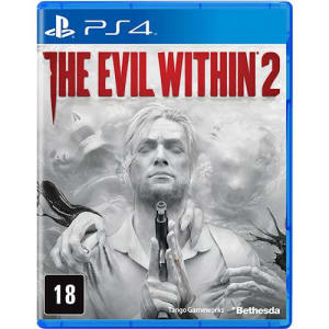 Game - The Evil Within 2 - PS4 (Cód. 132614881)