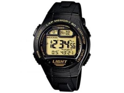 Relógio Masculino Casio W-734-9AV Digital - Resistente à Água com Cronômetro e Calendário - Magazine Ofertaesperta