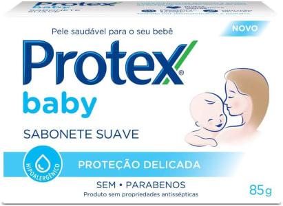 Confira ➤ Sabonete Em Barra Para Bebê Protex Baby Delicate Care 85g – 10 Unidades ❤️ Preço em Promoção ou Cupom Promocional de Desconto da Oferta Pode Expirar No Site Oficial ⭐ Comprar Barato é Aqui!