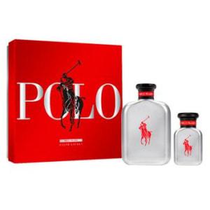 Ralph Lauren Polo Red Rush Kit  Perfume Masculino EDT 125 ml + Miniatura - Magazine Ofertaesperta