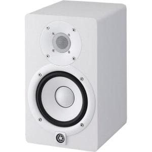 Monitor de Referência Yamaha HS5 W Bi-amplificado Branco 127V