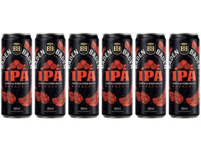Confira ➤ 6 Unidades – Cerveja Baden Baden American IPA Ale – Lata 350ml ❤️ Preço em Promoção ou Cupom Promocional de Desconto da Oferta Pode Expirar No Site Oficial ⭐ Comprar Barato é Aqui!
