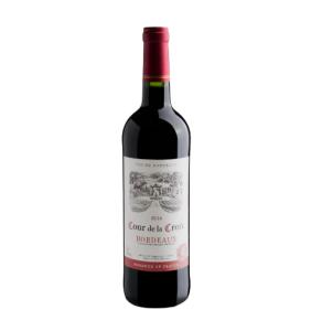 Bordeaux Cour de la Croix AOP 2016 (750 ml)