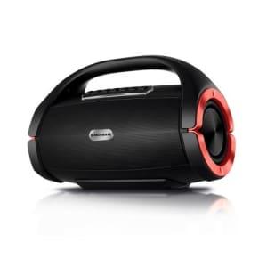 Caixa de Som 150W Mondial Com Entrada USB, Auxiliar e SD Card, Bateria Recarregável, Bivolt - SK-06