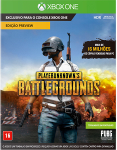 Playerunknown'S Battlegrounds - Xbox One (Cód: 10034194)