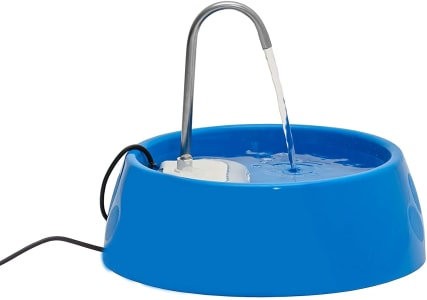 Fonte para Gatos Aqua Mini Bivolt Azul Amicus
