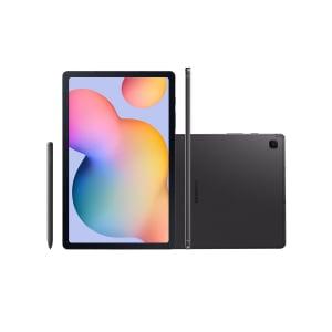 "Tablet Samsung Galaxy Tab S6 Lite SM-P615 10,4"" 4G Wi-Fi 64GB Android 10 Octa-Core + Caneta + Capa"