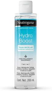 Neutrogena Hydro Boost Água Micelar 200Ml, Neutrogena