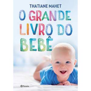 Livro - O Grande Livro do Bebê