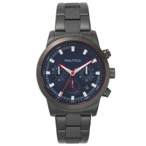 Relógio Nautica Masculino Aço Preta - NAPTYR005