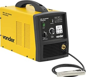 Máquina Para Solda Mig/mag, Minimig Monofásica, Mm 150, Vonder Vdo2452 Vonder